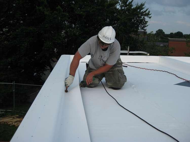 Lovely Sacramento Flat Roof Repair