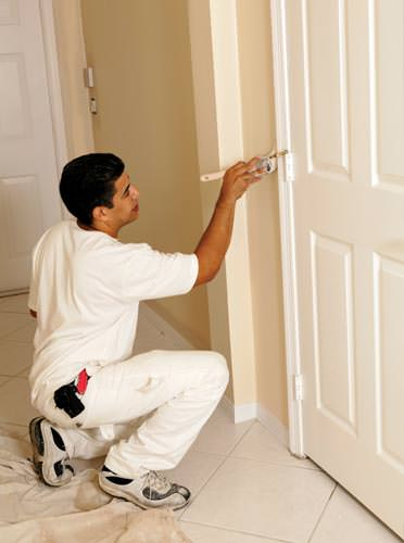 Sacramento interior door installation