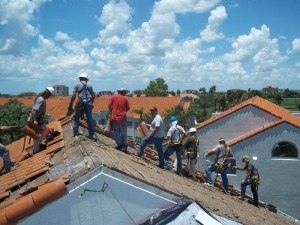 Sacramento tile roof repair
