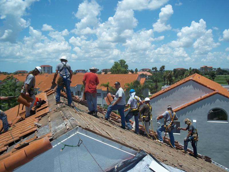How To Repair A Tile Roof In Sacramento