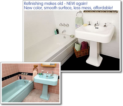 Sacramento Bathtub Refinishing Tips - Call 916-472-0507!