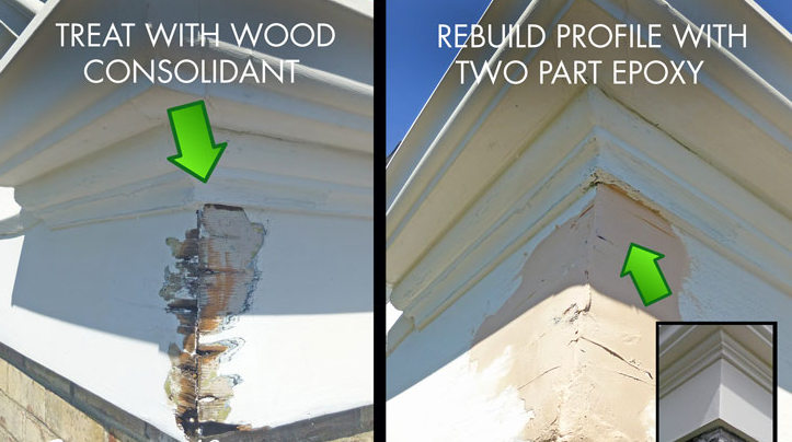 Sacramento dry rot repair