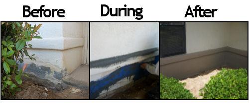 Sacramento stucco repair